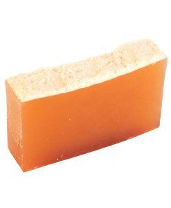 Strawberries & Champagne Natural Soap (fresh cut slice)
