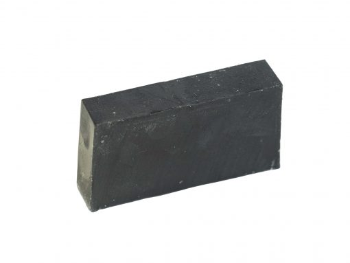 Activated Charcoal with a touch of Eucalyptus Essential Oil Organic Soap