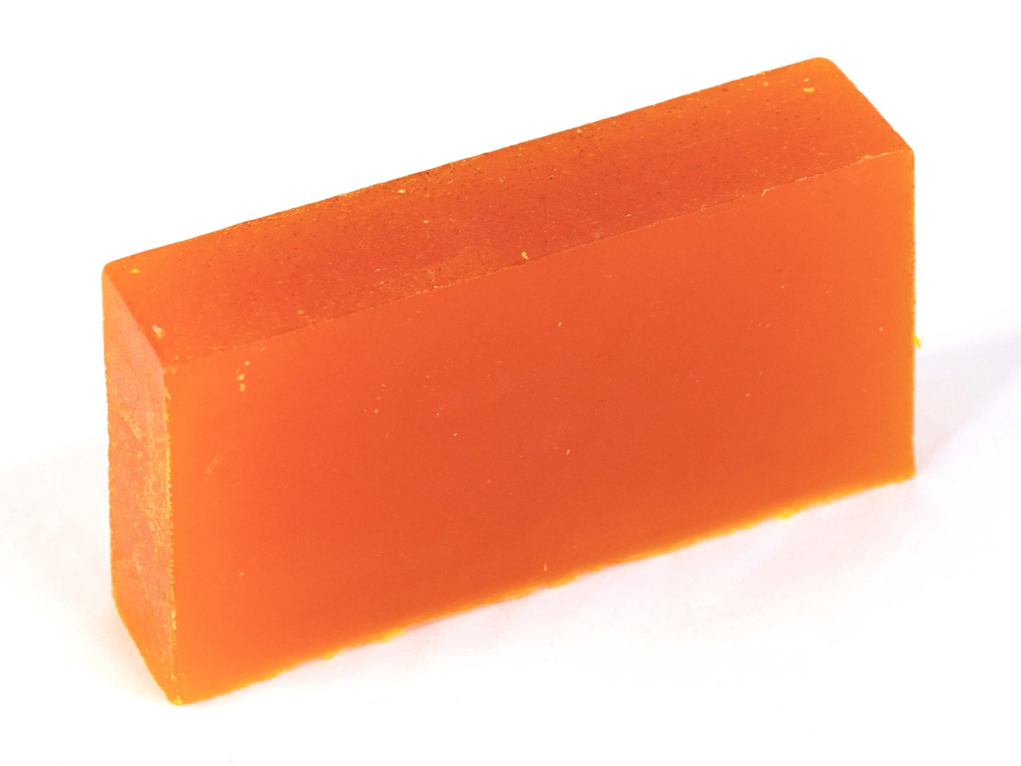 Sports Essential Oil Organic Soap (fresh cut slice)